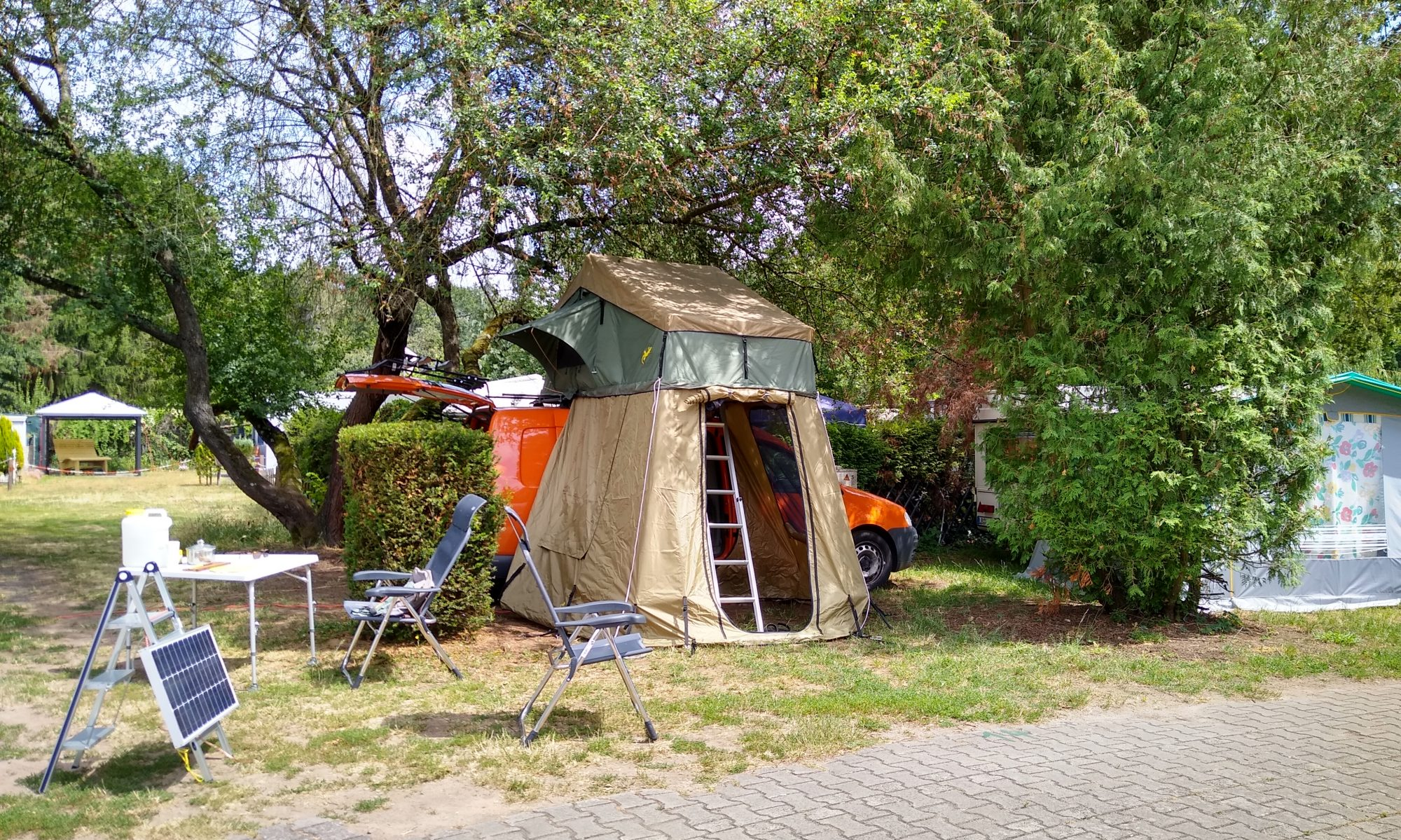 Our Roof Tent Adventures